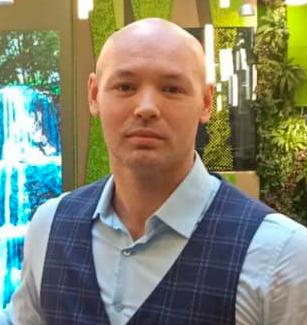 предприниматель Роман Захаров