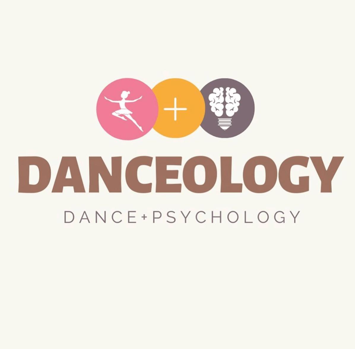 логотип бренда danceology