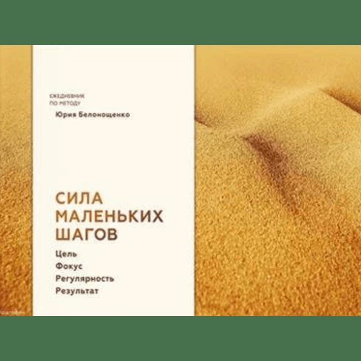 Юрий Белонощенко «Сила маленьких шагов»