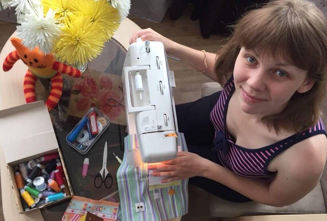 в процессе создания детские развивающие книги ручной работы