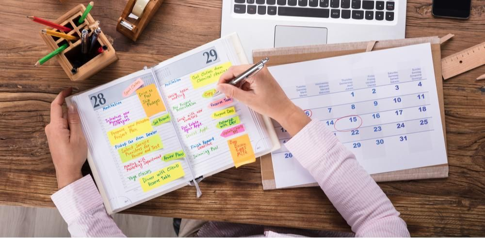 Расставить все по местам: 6 мотивационных ежедневников от предпринимателей