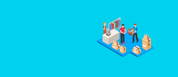 Как открыть благотворительный магазин