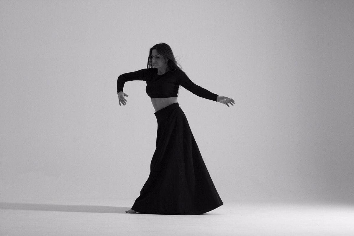 Ирина Камбулова танец