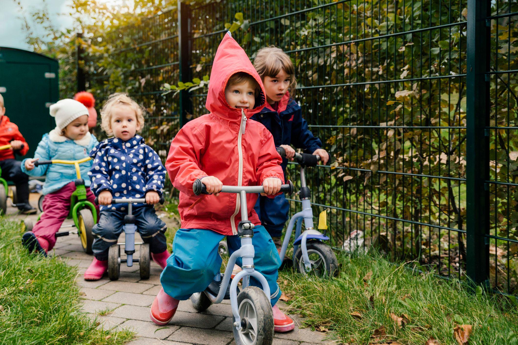 Реальная история: частный детский сад с минимальными вложениями