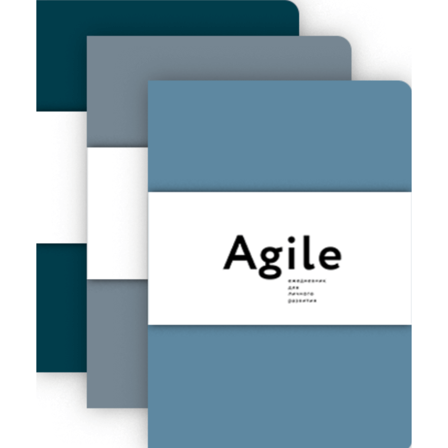 Катерина Ленгольд «Космос. Agile-ежедневник для личного развития»